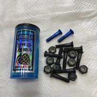 Thunder Bolts / プラス 7/8' Black / Blue