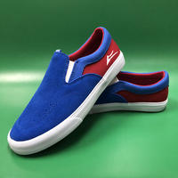 "LAKAI / ""Owen Kids"" Blue / Red 3inch (21cm)"