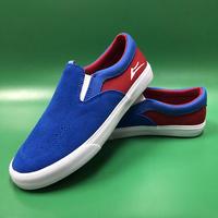 "LAKAI / ""Owen Kids"" Blue / Red 3inch (21cm)"