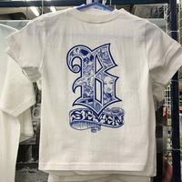 B7 x MR. CARTOON オリジナルキッズTシャツ / 110 ~ 160