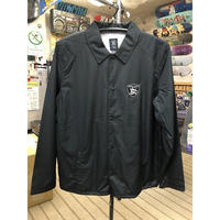 "Hard Luck / ""Hard Six Coach Jacket"" Black / XL"
