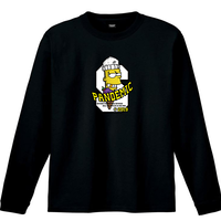 """""""19SS""""  PANDEMIC  PDMC S . IMPSONS L/Tee   -2color-"""