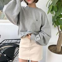 【即配送可能です♪】Oatmeal Skirt