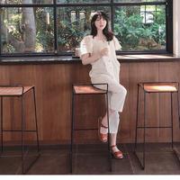 【妊婦さんもOK】Chic Jump Suit
