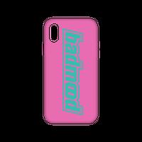 iPhoneケース(ピンク・シリコン)