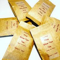 FINE SILVER TIPS TEA SEEYOK茶園 ダージリンティー 40g(1パック)