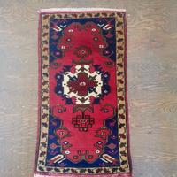トルコ オールド 手織りの絨毯
