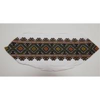 ウクライナ刺繍布10 クッションの側面飾り