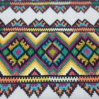 ウクライナ刺繍布 23