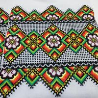 ウクライナ刺繍布 22