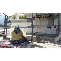 絨毯の成る果樹の庭先 ートルコ ある村の手仕事― 上映会 3/1(日)15:00〜