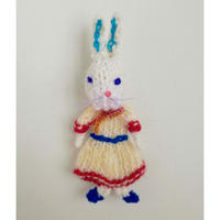 ターニャの指人形 ウサギの女の子
