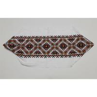 ウクライナ刺繍布 09 クッションの側面飾り