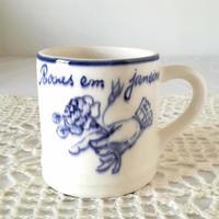フォルミガ工房 型染めマグカップ:イザベル