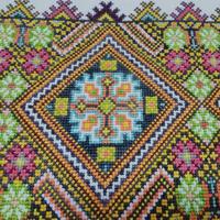 ウクライナ刺繍布 26