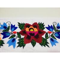 ウクライナ刺繍布 11 クッションの側面飾り