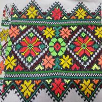 ウクライナ刺繍布 21