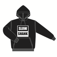 SLOW パーカー [カラー:ブラック]