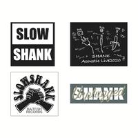 SLOW SHANK ステッカーセット