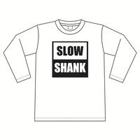 SLOW ロングスリーブTシャツ [カラー:ホワイト]
