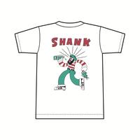DRUNK Tシャツ [カラー:ホワイト]