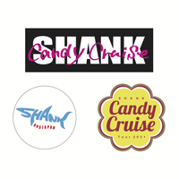 Candy Cruise ステッカーセット