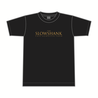 SLOW SHANK ツアーTシャツ [カラー:ブラック]