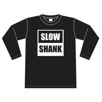 SLOW ロングスリーブTシャツ [カラー:ブラック]