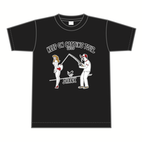 KOC TOUR 2020 Tシャツ [カラー:ブラック]