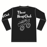 THC TOUR 2019 ロングTシャツ[カラー:ブラック]