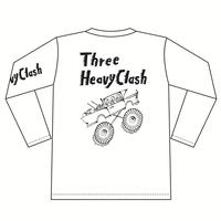 THC TOUR 2019 ロングTシャツ[カラー:ホワイト]