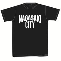 長崎 Tシャツ [カラー:ブラック]