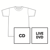 【BWS限定セット:CD + LIVE DVD + Tシャツ】『Candy Cruise EP』&『THE HEAVY CLASH at SHINKIBA STUDIO COAST』
