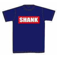 BOXロゴ Tシャツ[カラー:ネイビー-レッド]