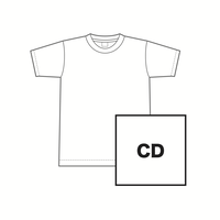 【BWS限定セット:CD + Tシャツ】『Candy Cruise EP』