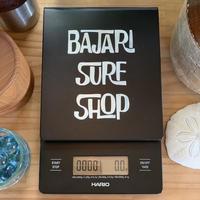 BAJARI SURF SHOPコーヒードリップスケール