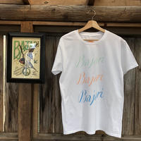3色BajariTシャツ