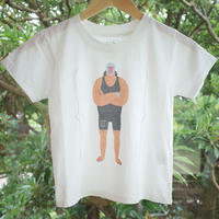 KIDsマスクマンTシャツ
