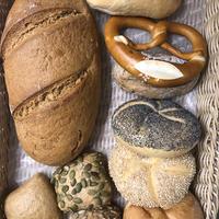 遠方プラン*おまかせセット③ 大型パン1本と小型パン8個前後詰合せ【北海道・四国・九州限定】