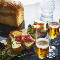 【3本入】おまたせレーズン食パン1本+神戸ハード食パン2本の3本セット