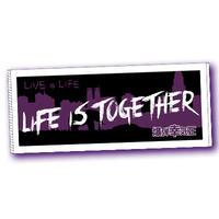 LIVE is LIFE タオル