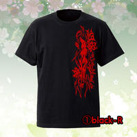 《39limited》Tribal DoG T-shirt(ブラック)