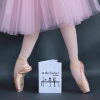 A5リングノート  BALLET STUDENT COLLECTION