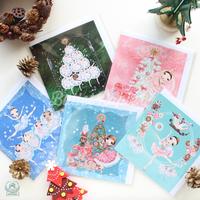 クリスマスカード(全5種)