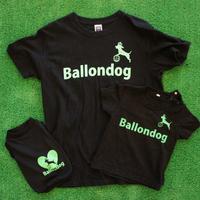 Ballondog ロゴTシャツ(For Adult)