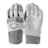 Evo Aggressor Batting Glove White  (本革🐂)