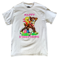 HAPPY EVERYTHING  ( White )
