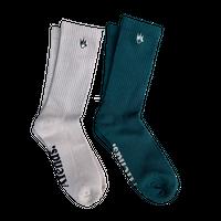 Flame Socks 2 Pack