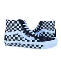 VANS  SK8-HI 38 DX OG BLACK/OG CHECKER COMBO