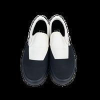 CLASSIC SLIP-ON ( Overprint ) Black / Classic White